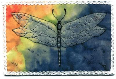Dragonfly by Sheila Arthurs