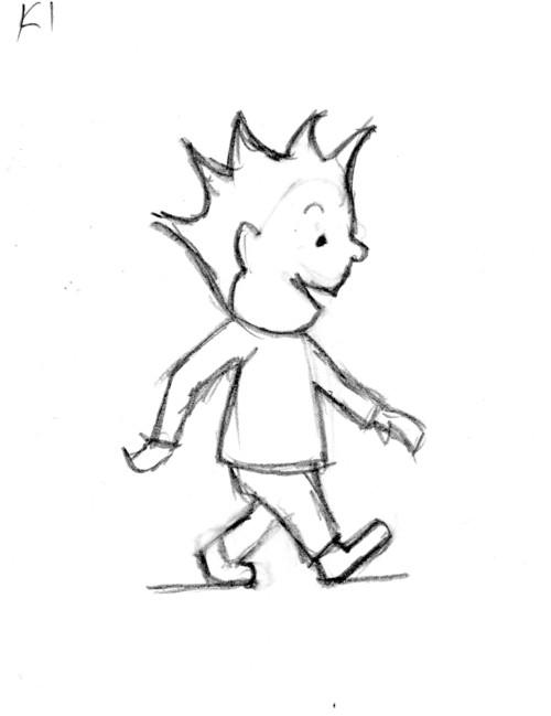 Spike walking