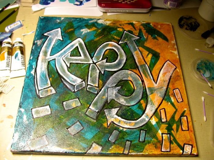 Happy WIP by Liz Powley