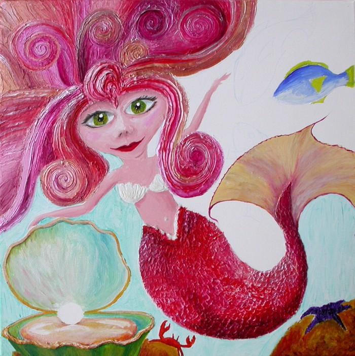 Mermaid WIP3