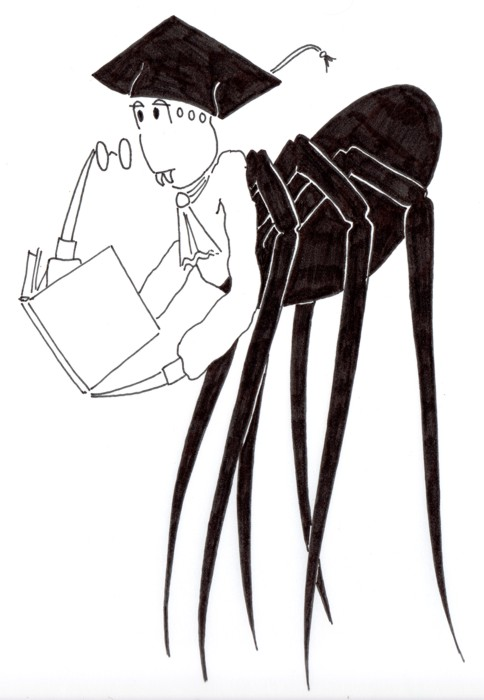 Spider Teacher