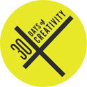 30 days of creativity