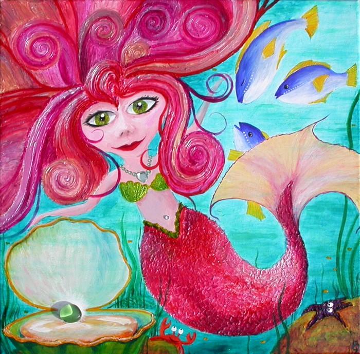 Sofie the Mermaid