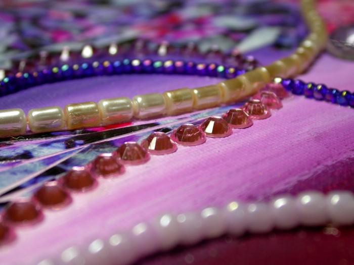 Paper and jewels mosaic wip3closeup2