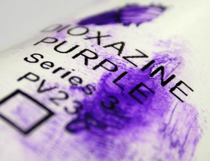 Dioxazine purple 1