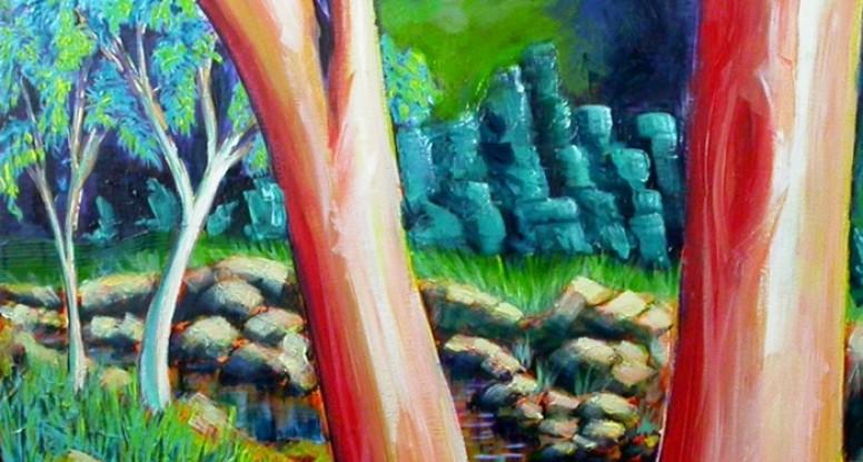 Fauve trees WIP2