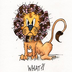 What lion