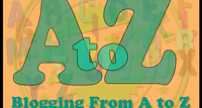 Blogging A to Z April 2013 Challenge