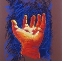 Hand number three