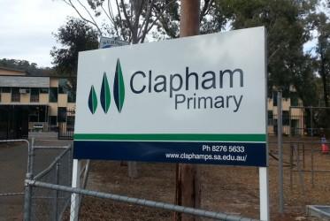 clapham primary school